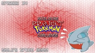 "Roblox Project Pokemon Nuzlocke Challenge - #34 ""Gible's Speed Done!"" - Live Commentary"