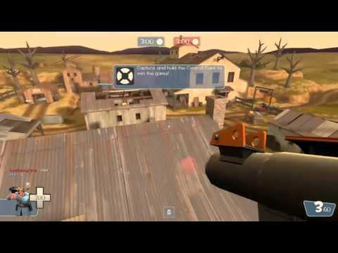 Rocket Jumper + Half-Zatochi/Market Gardner - I'm Bad.