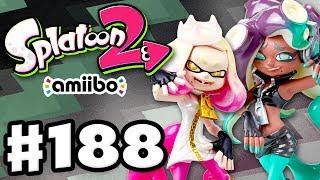 Pearl and Marina Amiibo! 3.2.0 Update - Splatoon 2 - Gameplay Walkthrough Part 188 (Nintendo Switch)