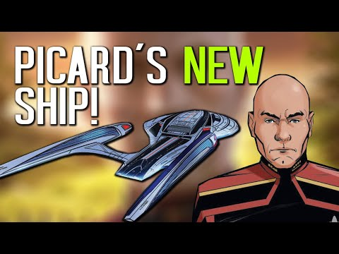 ADMIRAL PICARD - Star Trek: Picard - Countdown Issue #1 - Breakdown and Review