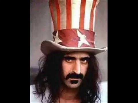 frank zappa - titties and beer from the 1978 live NYC
