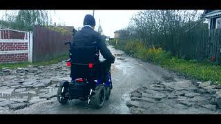 видео Электрическая инвалидная кресло-коляска (скутер) Vermeiren Carpo 2