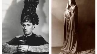 R.Wagner - Tristan und Isolde - Lausch, Geliebter [2] (Svanholm, Traubel, Harshaw, Busch)