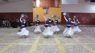 Hijas de Sion - Rey - Canto Oficial 2014 - Parte 1