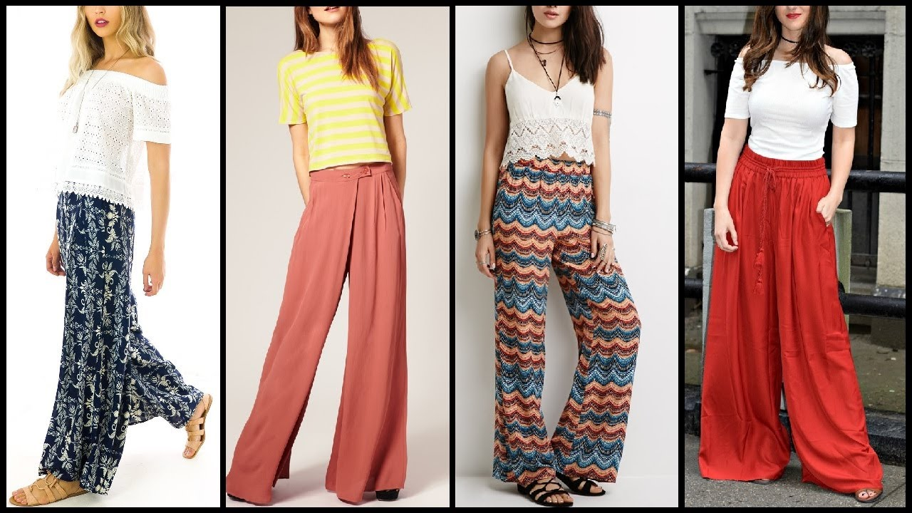 102f9a95dffba How to style palazzo pants with tops   shirts   kurtis