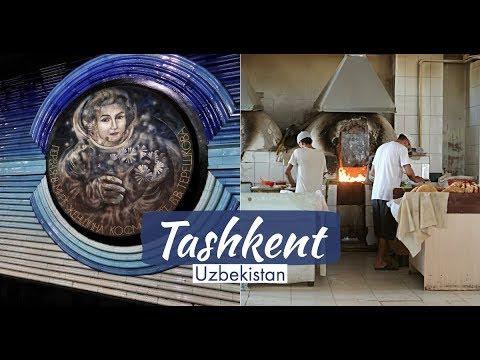 EXPLORING the CAPITAL of UZBEKISTAN | Tashkent, Uzbekistan