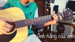 🎧🎼 (Acoustic Guitar) Ánh nắng của anh - nhd