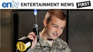 Angus T. Jones Tells People To Stop Watching Two And A Half Men! ENTV