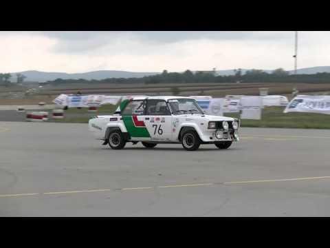 Budai Béla-Lada VFTS 50.Mecsek Rallye 2016.-Lepold Sportvideo