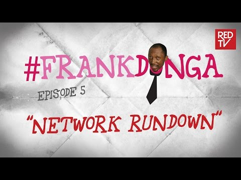 "Video (skit) Frank Donga – Network Rundown ""I am ready to hammer now"""