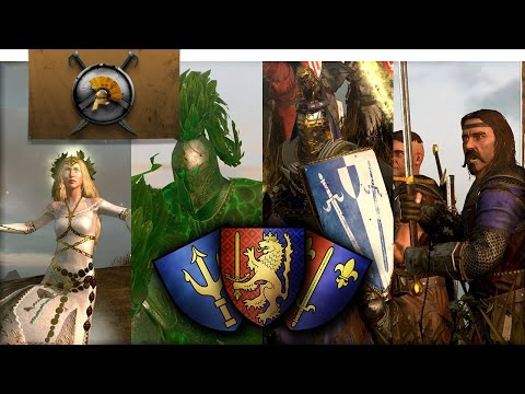 All New Bretonnian Units! - Total War:...