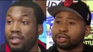 Meek Mill calls Dj Akademiks a 'Mumble Rap Promo Page' after seeing his Projected Sales for his EP