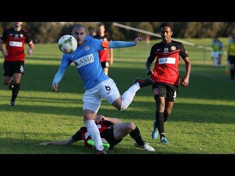 NPL Highlights: Bendigo City 0-4 Melbourne City
