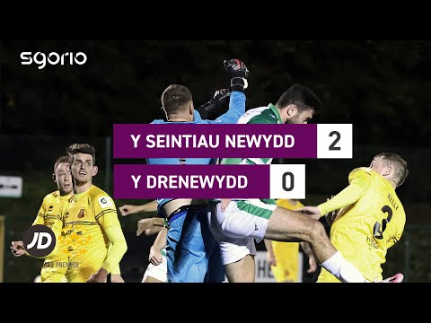 TNS Newtown Goals And Highlights