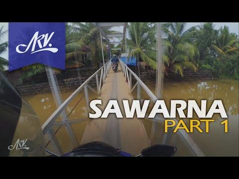6. Menuju Pantai SAWARNA PART 1 | Bandung to Banten - 2016