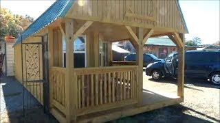 tiny house cabin 12x30 7 695 watch update below