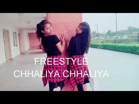 Chhaliya chhaliya •freestyle dance performance by bhawna bhatt