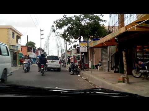 Sunday in San Pedro de Macoris