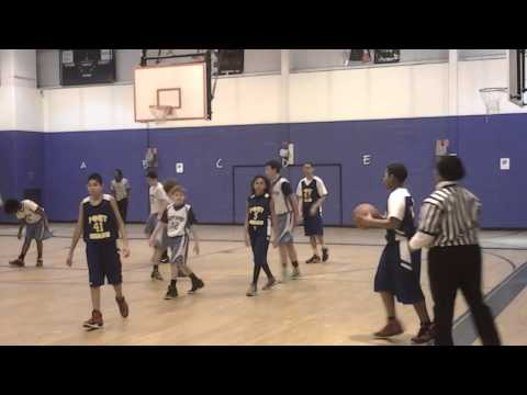 Ft Meade Cougars vs SRYA Gray  first half 11-12 yr. old league