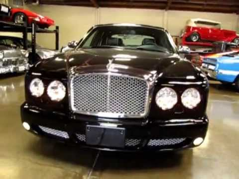 2009 bentley arnage final series for sale