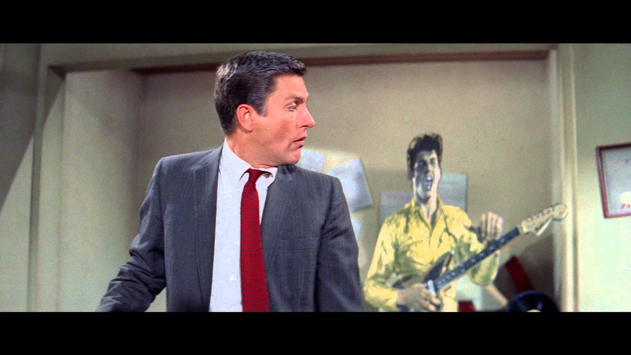 bye bye birdie 1963 trailer youtube