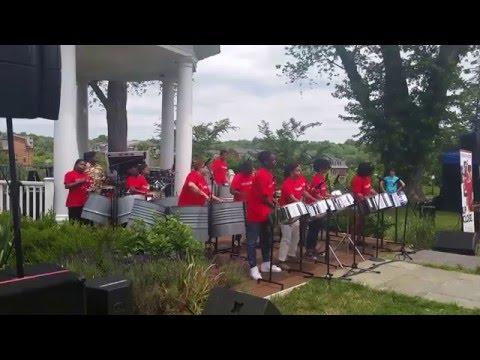 Pan Lara Steel Pan Orchestra -  OhNaNa Medley