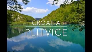 Plitvice Lakes National Park Croatia - Hiking, Waterfalls - Travel Food Drink