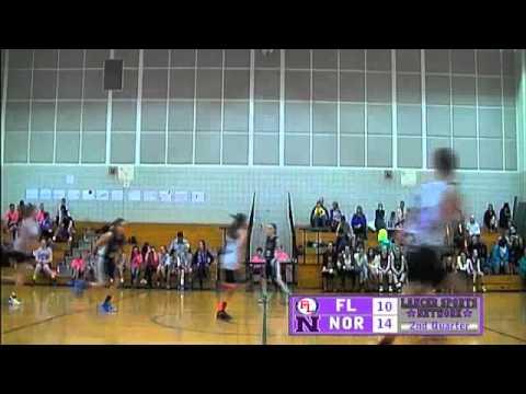 NMS Girls Basketball vs. Freetown-Lakeville