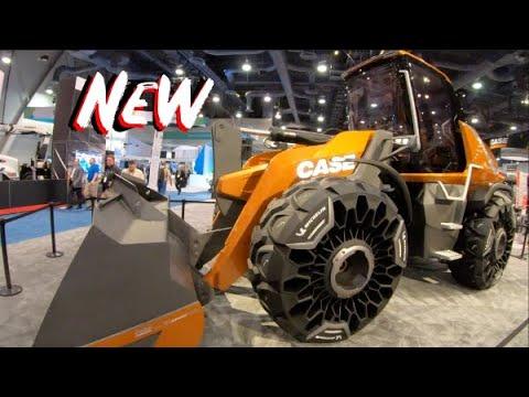 5 New Heavy Equipment At Con Expo #2