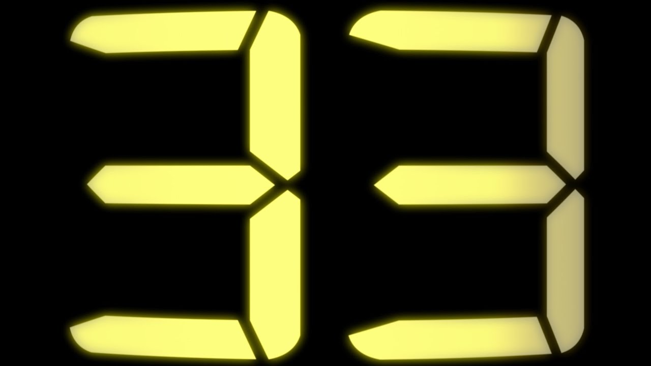60 Second Clock ( v 53 ) 1 min countdown timer with beep sound ...