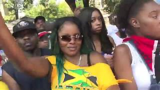 West Indian LABOR DAY PARADE( 2018 )IN BROOKLYN NEW YORK