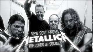 Metallica   - NEW SONG (2015 AUGUST) - FREE DOWNLOAD