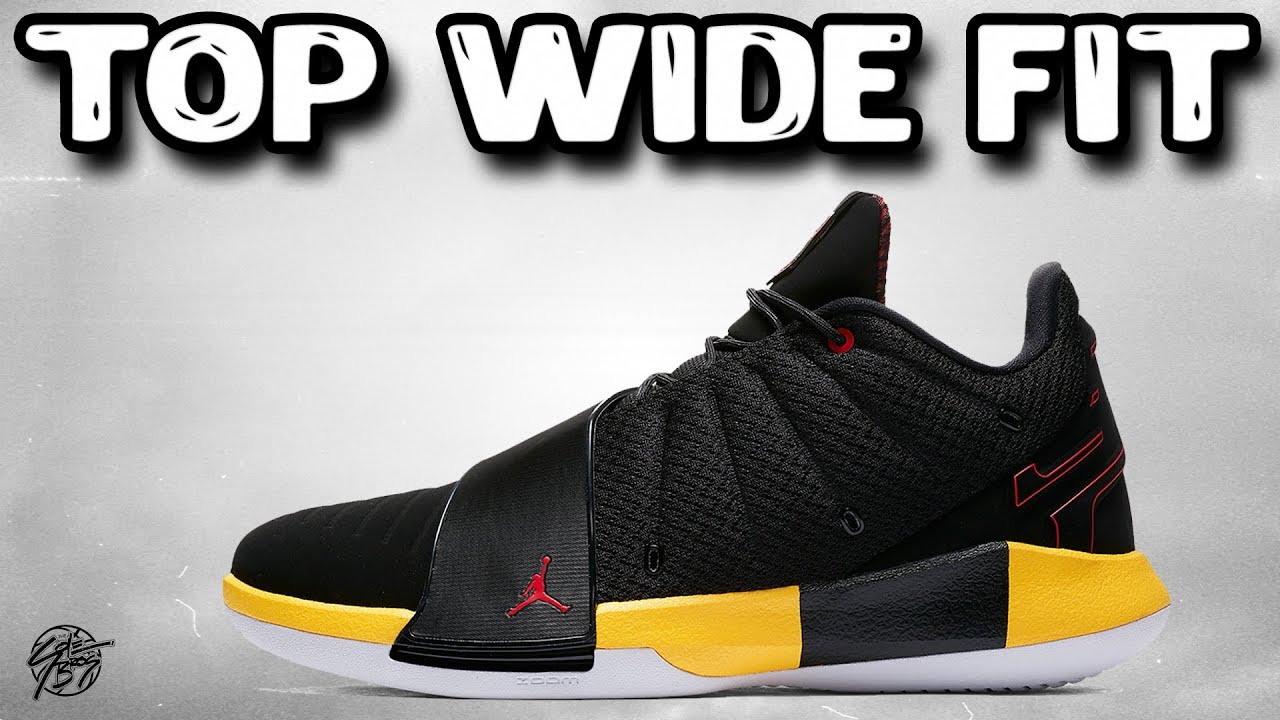 cd6668ded41c Top 5 Basketball Shoes for Wide Feet! - YouTube