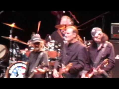 GRAND FUNK RAILROAD- Live part II at L.E.A Laredo, Texas, 8-19-2016