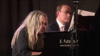 Jan Vayne en Harm Hoeve in concert in Genemuiden