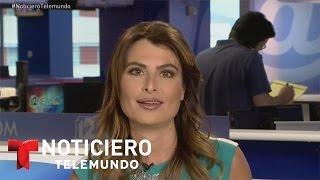 Video Polémica por periodista que pronuncia correctamente nombres en español | Noticiero | Noticias Telemu download MP3, 3GP, MP4, WEBM, AVI, FLV Juli 2018