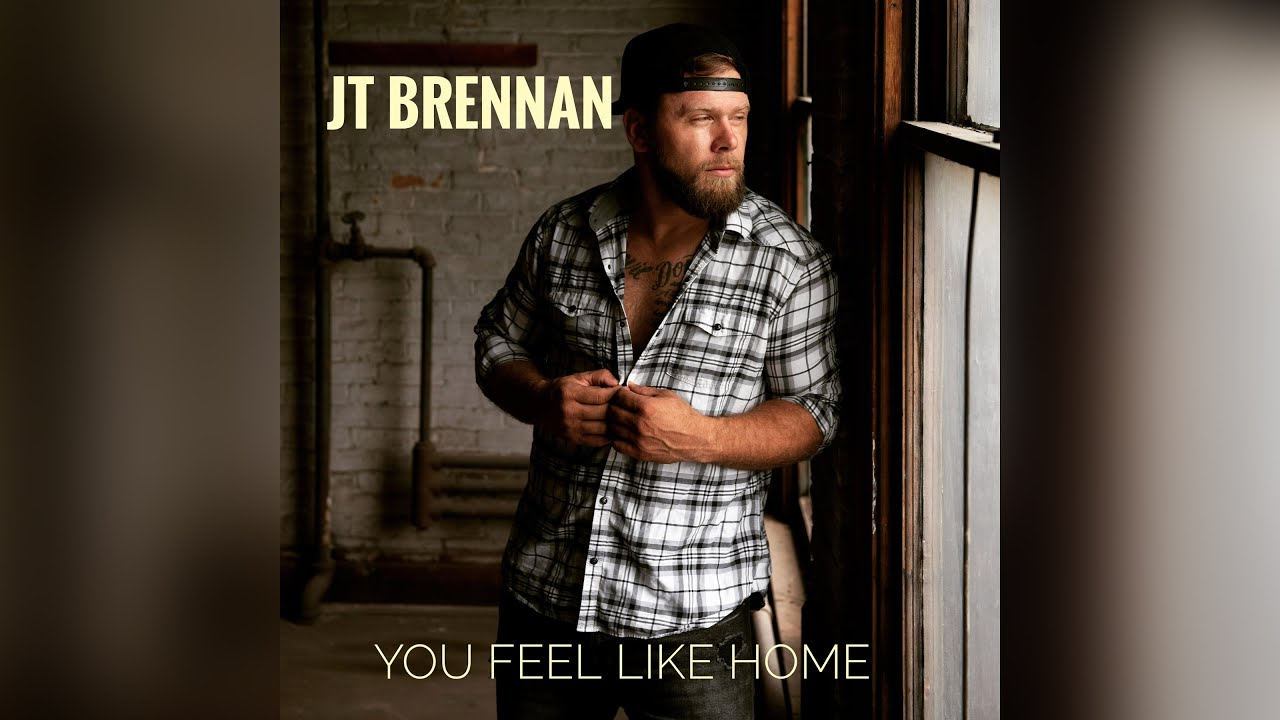 JT Brennan - You Feel Like Home (Official Audio)