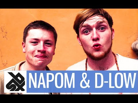 NAPOM & D-LOW | Insane Liproll Masters