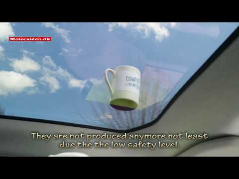 "Citroen C4 Cactus ""Coffee test"""