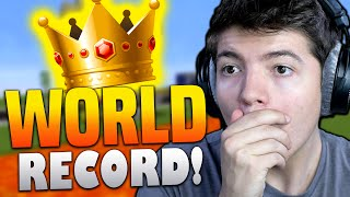BREAKING A WORLD RECORD! | Minecraft MICRO BATTLES #48 with PrestonPlayz