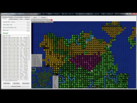 DFLP2012 Snarlingurn part 23 - Dwarven History Lesson part 2
