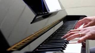 Lagu anak - Desaku (piano)