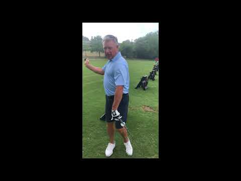 Golf Lessons to fix shoulder issues?  Far more than a Golf Grip Trainer