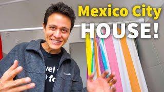Living in Mexico City - $67.30 Per Night ROMA NORTE APARTMENT Tour!