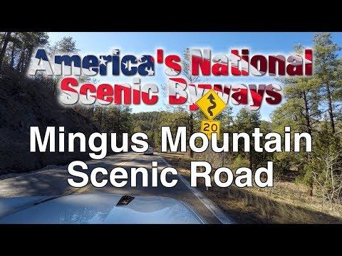 Mingus Mountain Scenic Road