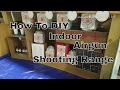 Indoor Airgun Shooting Range (How To DIY)