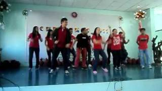 Jose P. Laurel HS, Manila New Teachers Dance Presentation