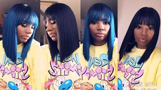 YARA BANG / Bobbi boss 2 colors / Beginner Friendly / blunt cut