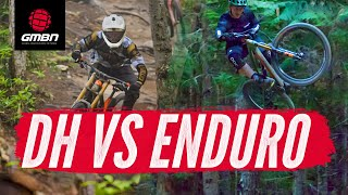 Downhill Bike Or Enduro Bike Which  S Better