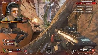 Winning Every Game We Play of Apex Legends! (in my dreams)